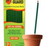 Mosquito guard, incenso naturale