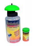Sandokan Bio Trappola per mosche e insetti con attrattivo Riutilizzabile