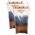 Trappola per mosche, confezione da due