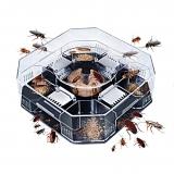 BESTONZON, trappola di scarafaggi e blatte riutilizzabile