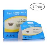 Trappole da dispensa per tarme, al ferormone, senza odore, insetticidi e non tossiche