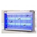 Zanzara Esterna Riflettore Zanzara Elettrico LED Insetto Shock Elettrico Repellente Risparmio Lampada Zanzara,4W